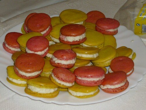 Macarons by Mlle Patricia