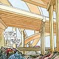 Infrastructures et occupation des sols