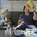 Ted, l'ourson un peu bidon?