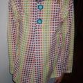 blouse boutonnée intemporels 8 ans