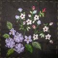 Gipsy garden - le verger est en fleur....