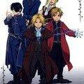 [manga review] fma the movie : conquérant de shambala