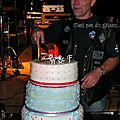 Wind & Fire MC <b>Cake</b>