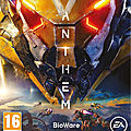Test de <b>Anthem</b> - Jeu Video Giga France