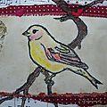 oiseau detail filetpatch