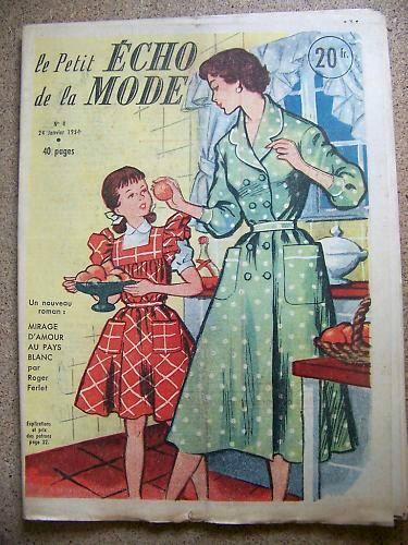 mode echo de la mode 1954 01