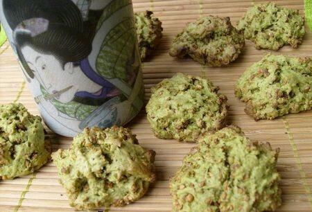 cookies-matcha
