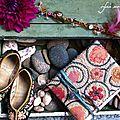 Carnet des fleurs / flowers notebook