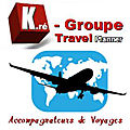 K.ré - Groupe Travel Planner