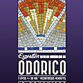 Exposition odorico - la bouexière - atelier mosaïque le 21 avril 2018