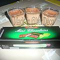 Petits pots de crème maison goût Afer Eight
