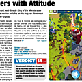 Test de Monsters With Attitude - Jeu Video Giga France