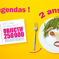 Nutrinet objectif 250 000 volontaires