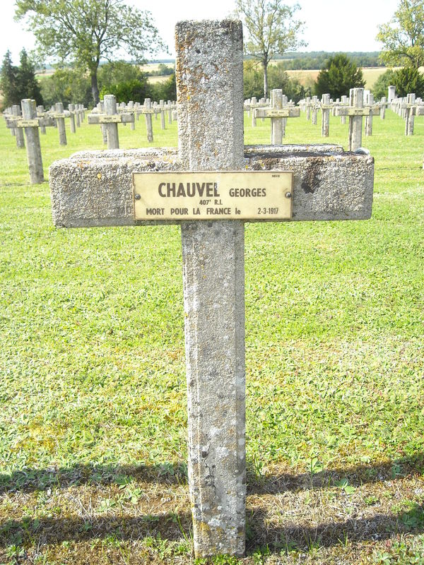 CHAUVEL Georges Maurice