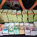 Les preuves du crime économique contre le venezuela