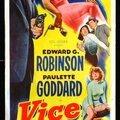 INVESTIGATIONS CRIMINELLES (Vice Squad). Arnold Laven