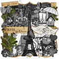 Paris... my dream (digiscrap.ch)