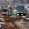 Tôkyû 1000 (1323) & 7000 (7301) Kamata eki