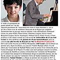 Concert de banyuls sur mer, atelier corps et voix,festival de piano de collioure