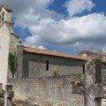 Quartier de Saint-Florent, église