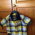 La chemise de tim (et autres bricoles )
