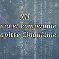 Episode xii, chapitre v.