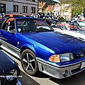 Ford mustang GT 3ème génération (7ème bourse d'échanges autos-motos de Chatenois) 01