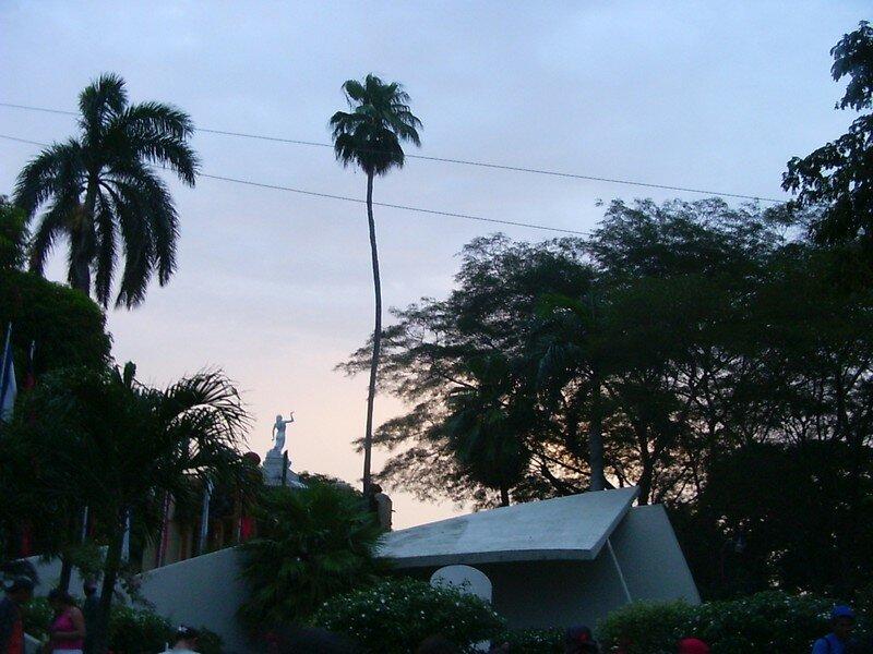 G030 Le 19 juillet : Managua