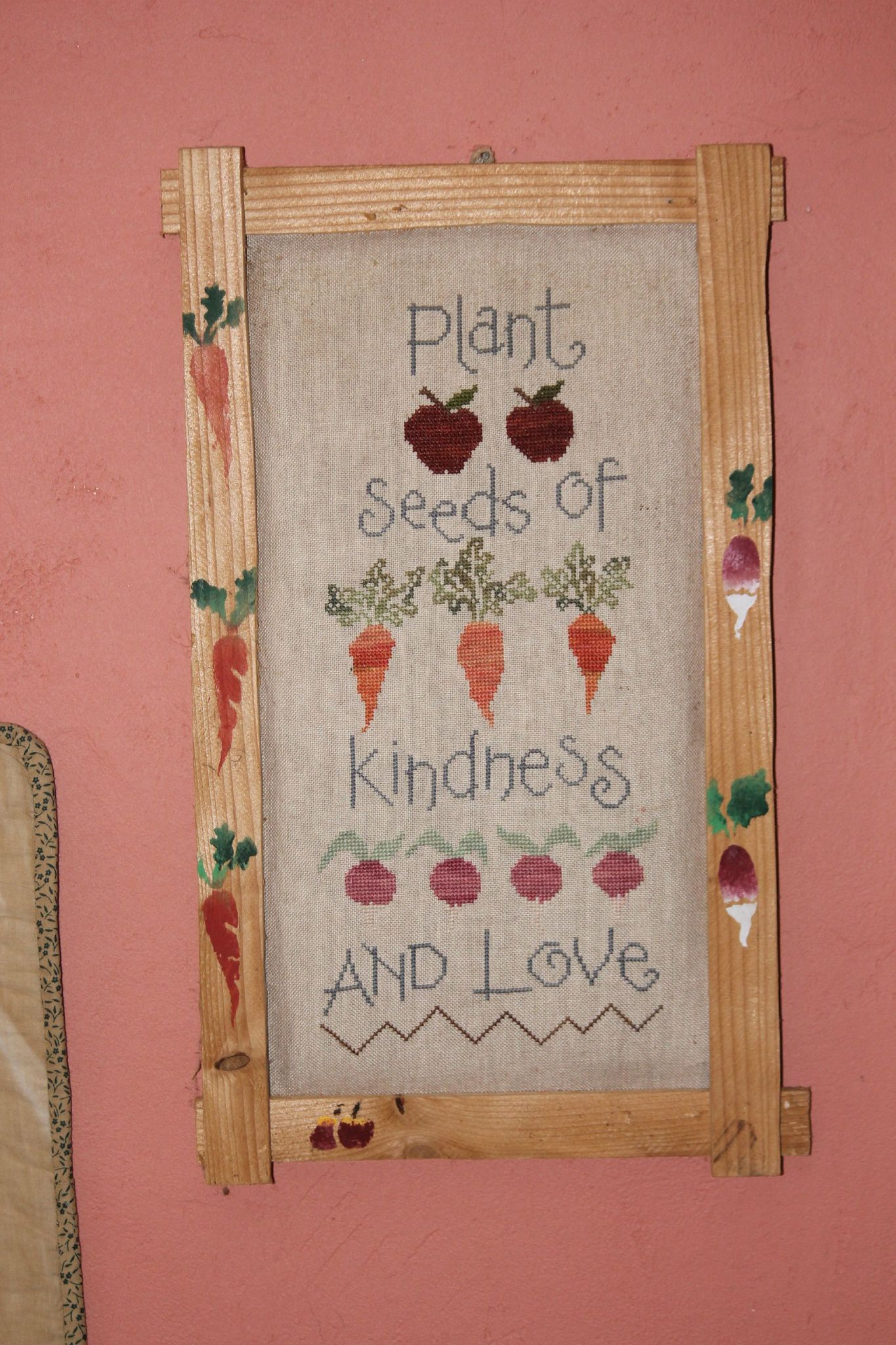 Plant seed and kindness and love de Fanci That