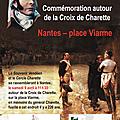 9 avril 2016 – commémoration à la croix de charette à nantes