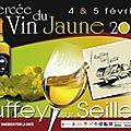 la 16e Percée du Vin Jaune à <b>Ruffey</b> sur <b>Seille</b>