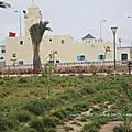 Nouveau parc à Tarfaya