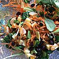 Salade vitaminée d'hiver