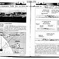 Combats navals en <b>Baie</b> d'Audierne durant la 1ère guerre mondiale