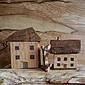 Menues <b>créations</b> avec des chutes de bois