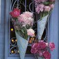 Accroche Fleurs