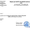 SAINT MARTIN LES EAUX