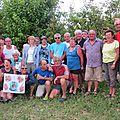 690 Séjour à Guillestre du 25 juin au 02 juillet 2016