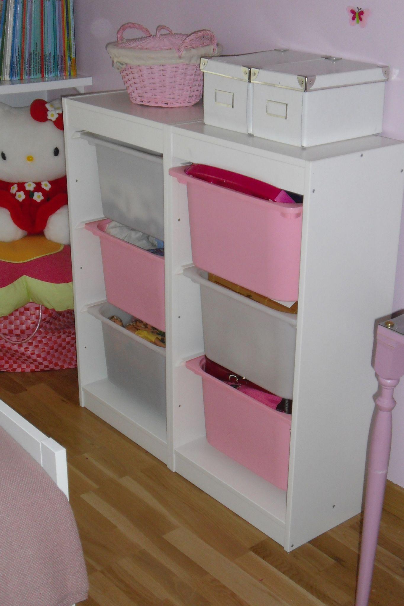 Comment organiser et ranger une chambre d'enfant