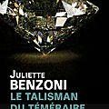 Le diamant de bourgogne ~~ juliette benzoni
