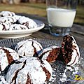 How to make chocolate crinkles?