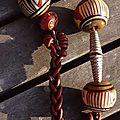 Collier de type indien - MORGANE T. CREATIONS