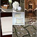 Mariage : décorations église