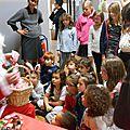 Noël avant l'heure pour les écoliers du village