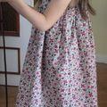 Robe à bretelles 6 ans