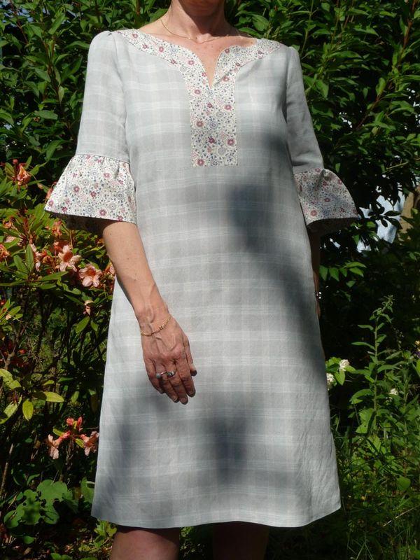 robe T du stylish dress book n° 1
