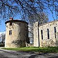 L'abbaye de la <b>Grainetière</b> au temps de la Révolution