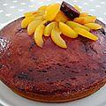 Madeleine cake