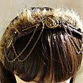 Headband viking