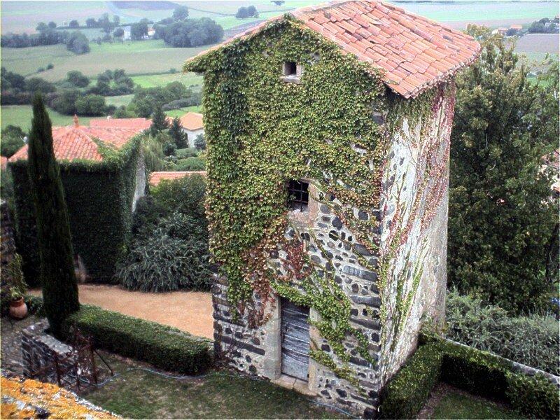 château d'Usson
